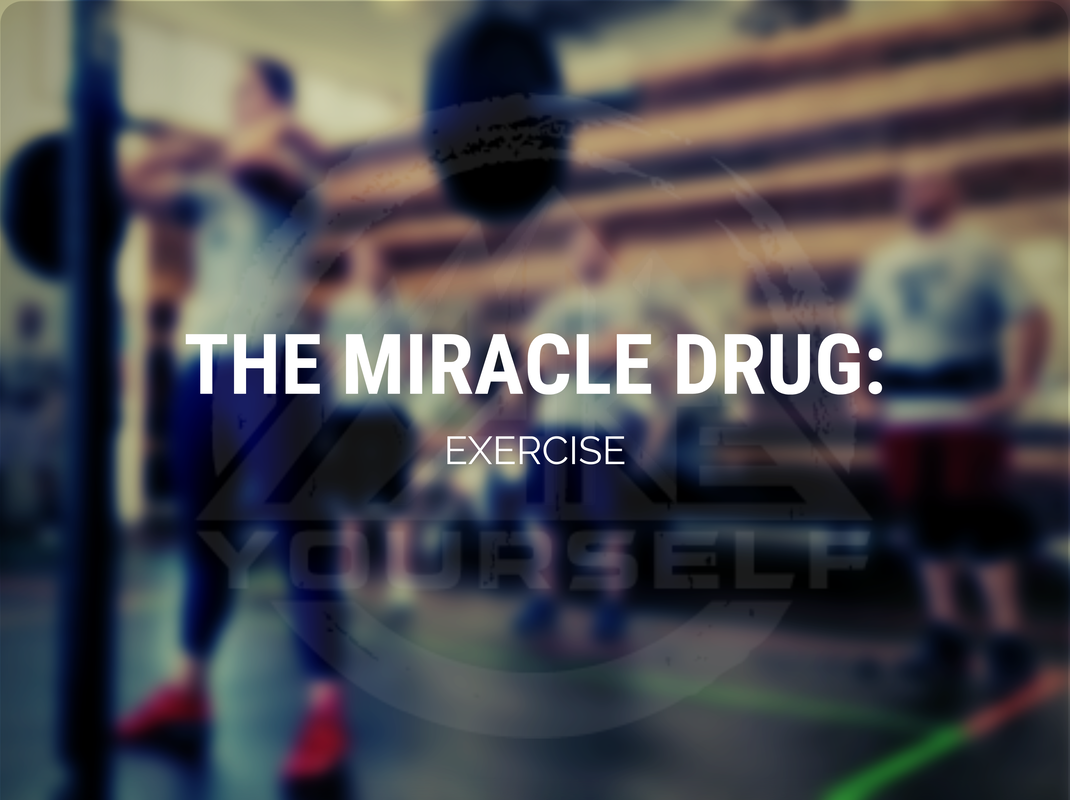 The Miracle Drug: Exercise