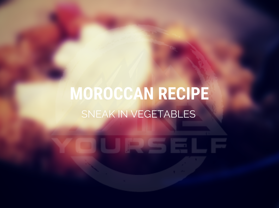Moroccan Recipe: Sneak in Vegetables
