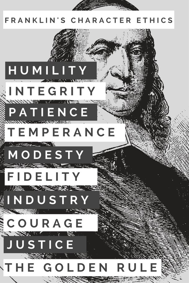 Franklin's Character Ethics