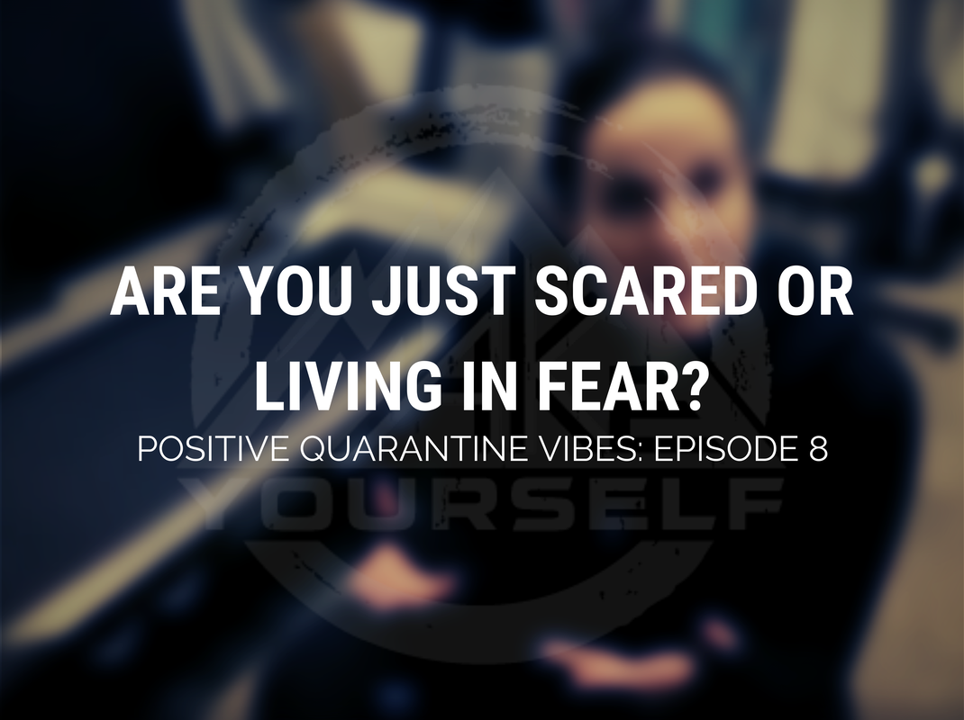 PQV Episode 8: Are You Scared or Just Living in Fear?