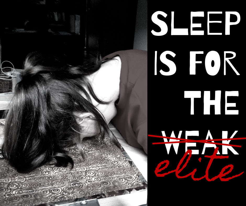 Sleep is for the Elite