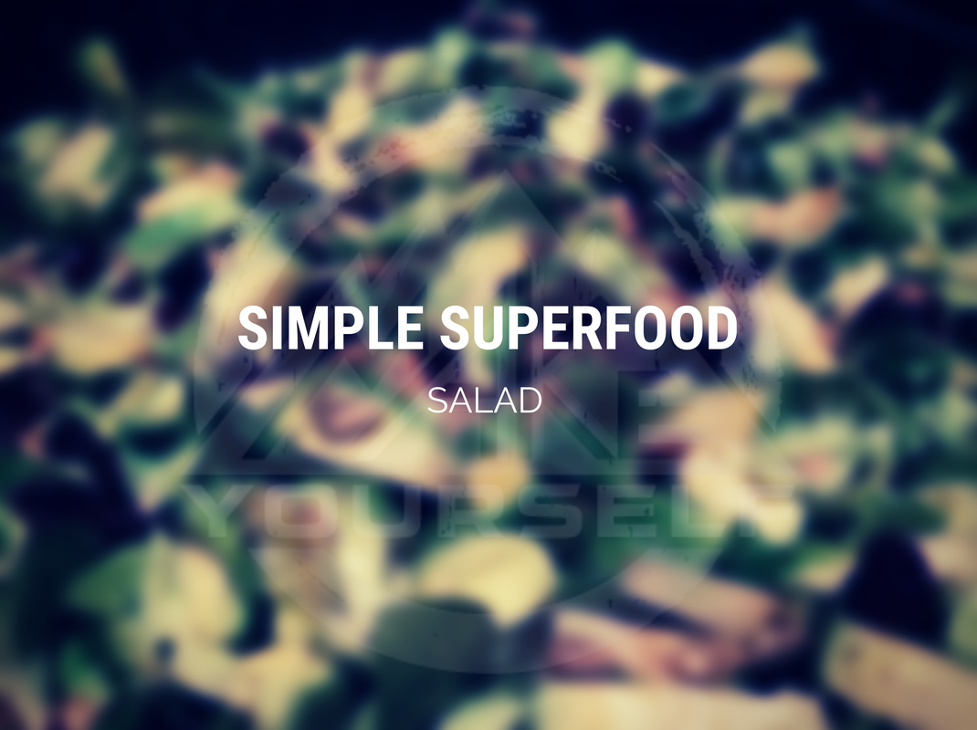 Simple Superfood Salad