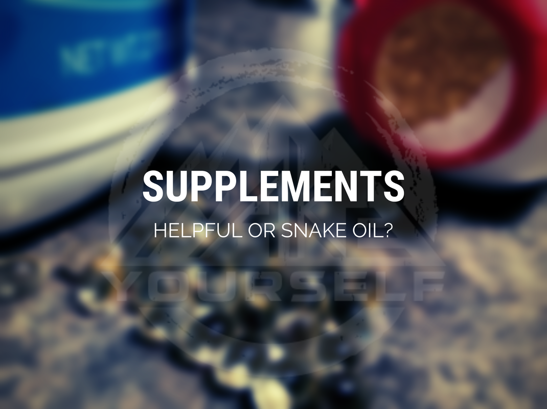 Supplements: helpful or snake oil?