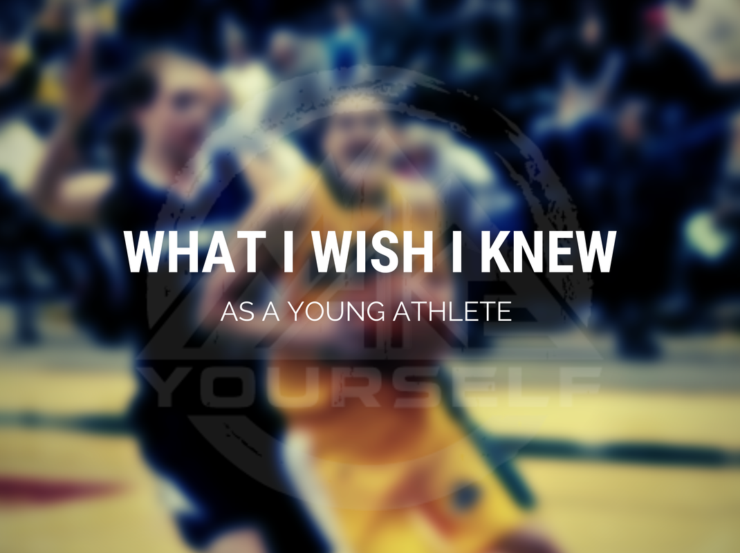 What I Wish I Knew as a Young Athlete